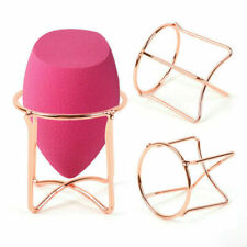 Pro Beauty Makeup Powder Puff Blender Storage Rack Sponge Drying Stand Holder UK