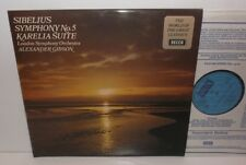 SPA 122 Sibelius Symphony No.5 Karelia Suite LSO Alexander Gibson on HP TAS list