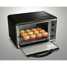 Hamilton Beach Brands Inc. 31100 Large Countertop Convection Oven & Rotisserie