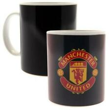 Official Manchester United Man Utd MUFC Ceramic Heat Changing Mug Cup Gift