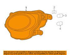 FIAT OEM 12-17 500 Turn Signal Light-Front-Park/turn Lamp Right 68111134AB