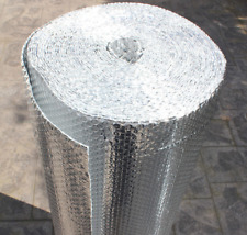 Solavis Radiantshield Reflective Foil Bubble Air Cell Insulation