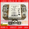 1PCS Fast fuse for  BUSSMANN 125LET 125A 240V ceramic fuse