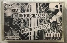 The Real Untouchables Hangin In The Hood 1992 TAPE NEW! T.R.U. Master P hanging