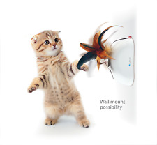 GiGwi Pet Droid Feather Hider - Cat Kitten Interactive Toy Motion Activated