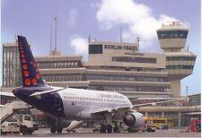 AK-CARTOLINA: Brussels Airlines a319