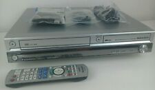 Panasonic DMR-EX95V VHS DVD Recorder HDMI, 250GB HDD