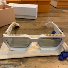eec1baeb4ad4d2 Louis Vuitton X Virgil Abloh Millionaire Sunglasses WHITE NEW