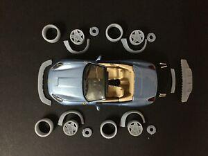 1/43 Kit estetico di trasformazione LWB per Ferrari California anche edicola