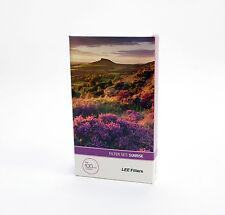 Lee Filters Resin Sunrise Grad Filter Set(100x150mm). Brand New