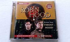 ROBIN HOOD EPISODE 4 PARENT HOOD 2CD BBC SET READ BY SIMON ARMITAGE