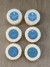 Bvlgari Blue Tea Soap 1.70 oz Set of 6 Bulgari