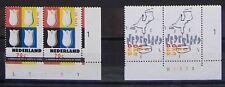 Ned. 1992 - Serie paren EXPO'92 pf. met Etsingnrs