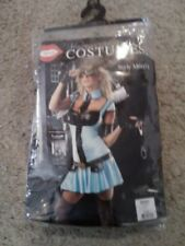 NEW  sexy  Police costume/dress up  size adult small/medium
