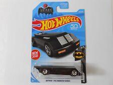 Hot Wheels 2018 Batman The Animated Series #256 Batmobile 1st Edition