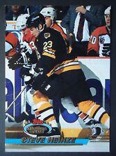 NHL 15 Steve Heinze Boston Bruins Stadium Club 1993/94