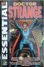 Essential Doctor Strange Volume 2 TPB Trade Paperback