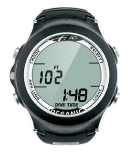 Oceanic F10 Free Diving Watch & Training Computer Gear Swimming Dive Equipment