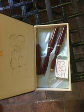 Coffret Stylo Vintage OMAS made In Italy