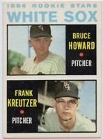 1964 Topps #107 White Sox Rookie Stars Mint + Razor Sharp Howard FREE SHIPPING