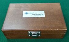 VTG 1970 TONOMAT APPLANATION TONOMETER FROM OCULAR INSTRUMENT BOX 77 AO RB
