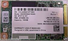 Intel SSDMCEAC180A3 G73717-101  525 Series 180GB mSATA 6GB/s MLC SSD New Bulk
