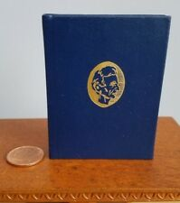 HOUSE DIVIDED AGAINST ITSELF MINIATURE BOOK BY ABRAHAM LINCOLN BLACK CAT PRESS