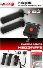 Herkules Quad Griffheizung Heizgriffe speeds Quad ATV 5 Stufen Lenker 22mm