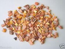 Roh Bernsteine insgesamt 190 g Genuine Raw Amber