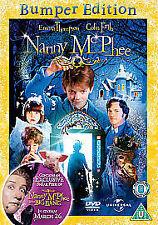 Nanny McPhee (DVD, 2010) GOOD CONDITION