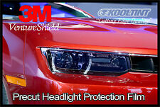 Headlight Protection Film by 3M for 2010-2015 Camaro