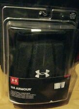 Under Armour Volleyball Kneepads 1294850-001 Youth OSFA Black Brand New