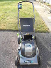 Earthwise Cordless 24V Battery/3-In-1 Lawn Mower/Model#60120/No Battery!