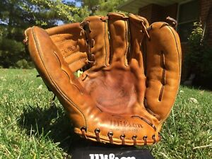 """Wilson """" The A2010"""" Johnny Antonelli  Made In The USA 1958"""