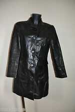 VESTE SUD EXPRESS BLOUSON  CUIR TAILLE M/38 JACKET/CHAQUETA/GIACCA LEATHER
