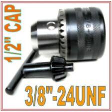"1 pc key 1/16""-1/2"" Cap 3/8""-24UNF Mount Drill Chuck sct-888"