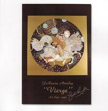 "Azoulay ""Vierge"" Commemorative Poster 1990 Art Expo Super Collectible"