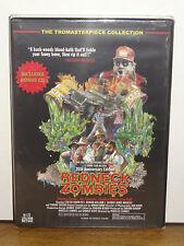 Redneck Zombies (DVD) 20th Anniversary Edition! Soundtrack Bonus CD! TROMA! NEW!