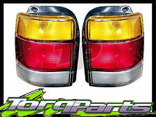 TAILLIGHTS PAIR SUIT VN VP VR VS COMMODORE HOLDEN UTE WAGON TAILLAMP TAIL LIGHT