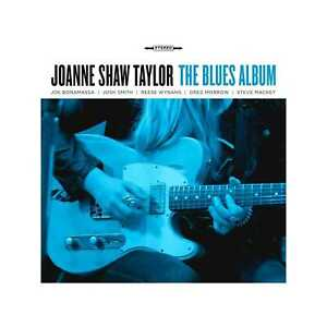 Joanne Shaw Taylor - The Blues Album (NEW CD) PREORDER 24/09/21