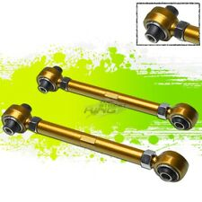 ADJUSTABLE REAR CONTROL ARM/TOE KIT SUSPENSION 03-12 VW GOLF MKV MKVI GTI GOLD