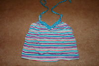 Striped The Children's Place Tankini Top Size 6x / 7 Girls