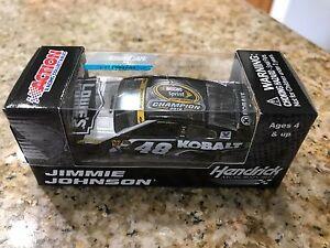 JIMMIE JOHNSON #48 KOBALT TOOLS 2016  7x CHAMPION NASCAR1:64 Scale CHEVY SS