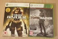 Tomb Raider And Tomb Raider Underworld Limited Edition Xbox 360