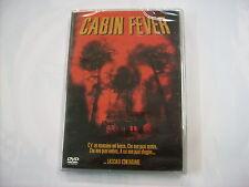 CABIN FEVER - DVD SIGILLATO EX EDICOLA - JORDAN LADO - RIDER STRONG