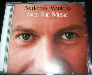 Anthony Warlow Face The Music CD – Like New