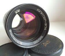 JUPITER-37A 3.5/135 Russian Olympic Lens screw M42 #8328258