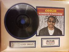 2015 Donruss Americana #3 Coolio Gangsta's Paradise Certified Silver Singles