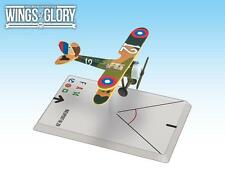 Wings of Glory Airplane Pack - Nieuport Ni.28 (Rickenbacker)  AGS WGF120C