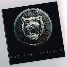 1993 JAGUAR FOLLETO/FOLLETO: xj-6, Vanden Plas, Xjs, XJR-S , convertible